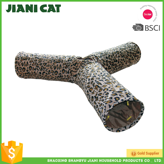 Wholesale High Quality cat toy tunnel