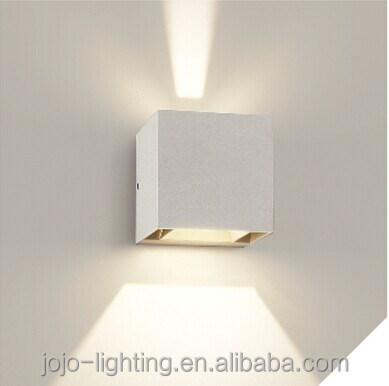 2*4.5w up & down lamp wall light led