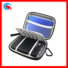 Multi-function Protective Customized EVA Hard Drive Case, External Hard Drive Case