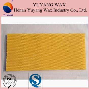 CHINESE CHEAP PRICE Plastic beeswax comb foundation for honey bee