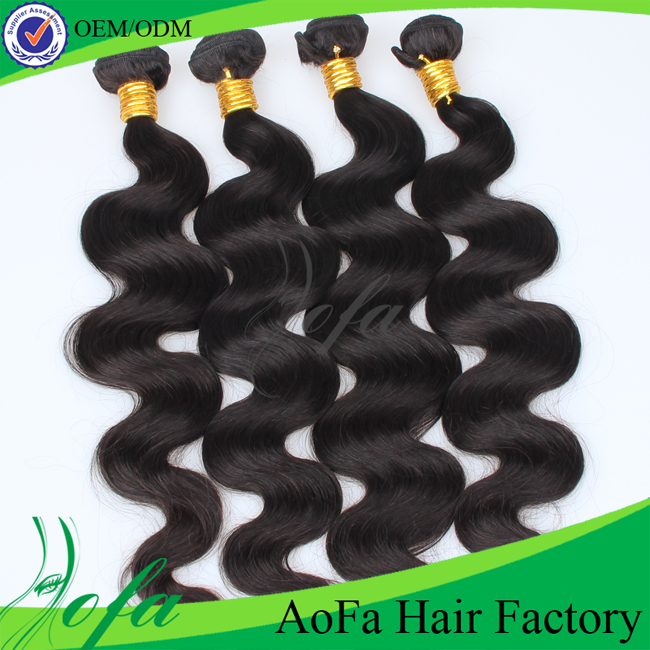 Unprocessed full cuticle virgin indian loose wave human hair weft skin hair weft