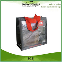 High quality recycled pp woven bag,reusable shopping bags, shopping bag