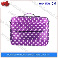 Ladys business Polyester laptop custom computer bag