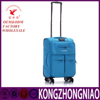 High-end Customized New Design Leisure Travel Trolley Luggage Bag Set