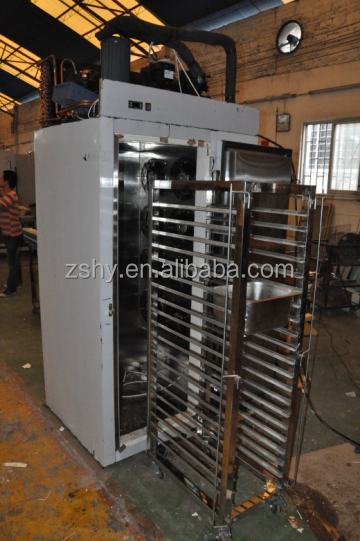Blast Freezer BF-2S with Bitzer/Copeland Compressor
