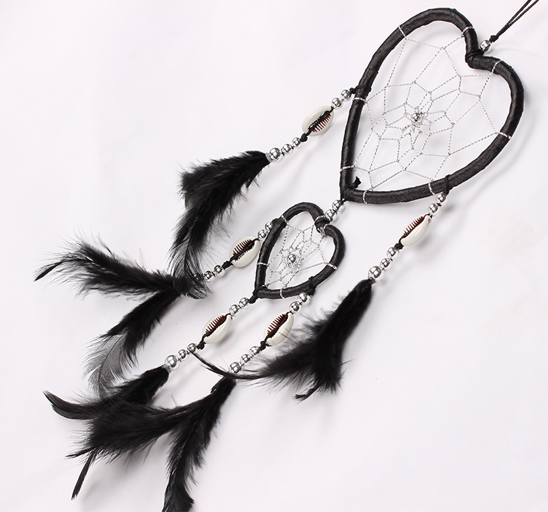Heart design wall hanging Dream Catcher MS8060