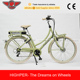 Vintage Electric Bike Made in China (EL03A)