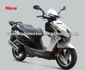 good quality EEC new 125cc gas scooter YM125T-6G,yamasaki