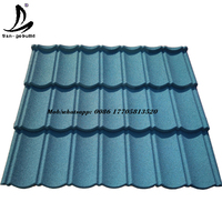 bond/shingle/wood shake/roman/milano/classic roofing designs stone coated steel roofing system