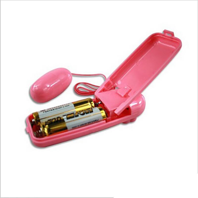 Lovely pink sex bullet vibrator flirting jump eggs
