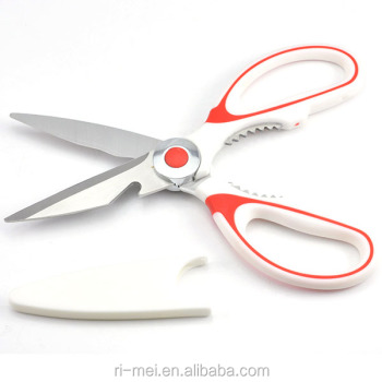 Heavy Duty Kitchen Shears Multi-Purpose Kitchen Scissors Stainless Steel Poultry Shears