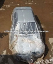 Car cover water flood