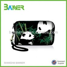 Waterproof sports logo sublimation Neoprene Cell Phone Cover