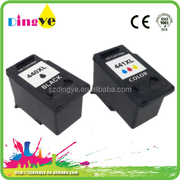 compatible inkjet cartridge for canon 440 441 ink cartridge for printer MX330 MX340 MX350 MX360 MX410 MX420 IP2700