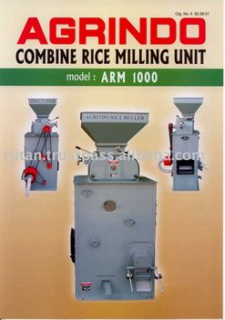 Agrindo Combine Rice Milling Unit