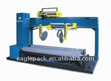 EW1600PPS reel radial stretch wrapping machine