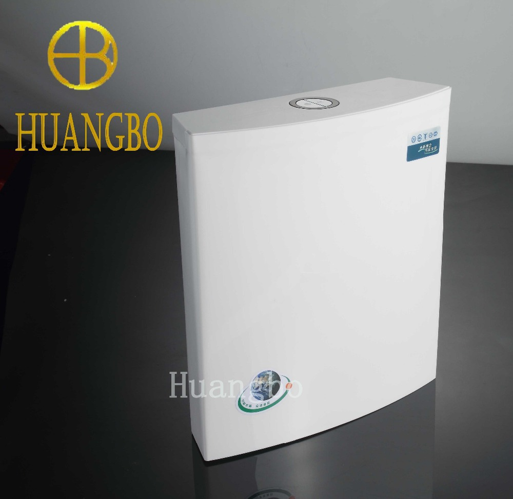 CF806 Sanitary ware manufacture color cistern flush tank for squatting WC pan
