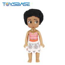 Wholesale Baby Fashion Princess Toy 6 Inch Mini Dolls For Girls