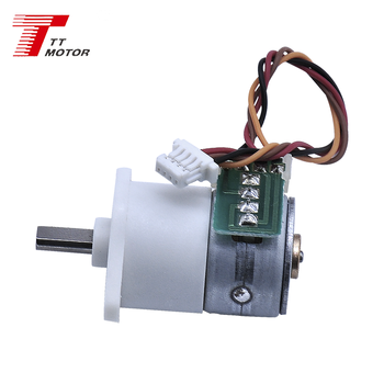12mm 5V DC stepper mini motor of gm12-15by-100