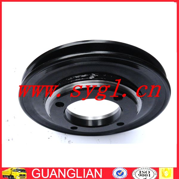 Genuine Shiyan Dongfeng Diesel Engine Spare Parts 670A-10050304B-N66 Pulley Gear