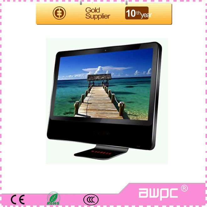 "Hot sale 19"" cheap touch screen all in one pc all in one pc tv"
