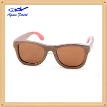 Quality most popular wooden sunglasses handcrafted