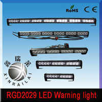 12v led work light driving light for emergency RGD2029 red/blue/yellow/white/green