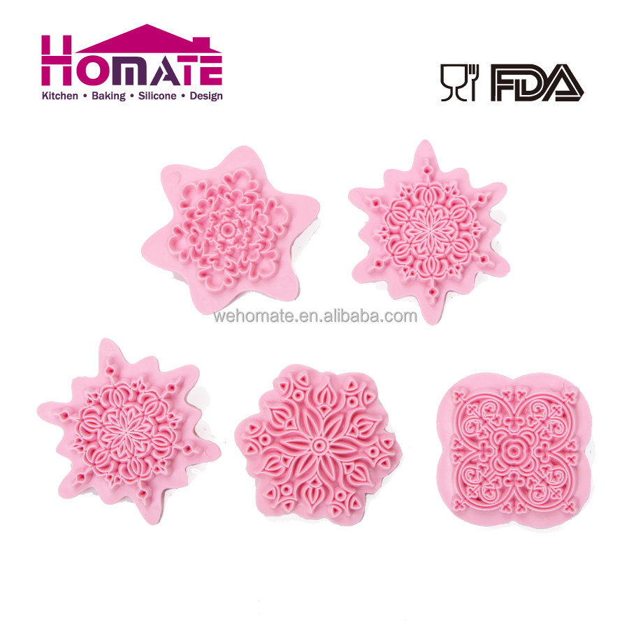 Cake decorating tools baking fondant mold