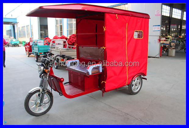 ROMAI 48V 650W electric auto rickshaw/ electric drift trike made in China