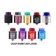 New arrival authentic vape Dead Rabbit BF 24mm RDA running both single and dual coil Hellvape vaporizer
