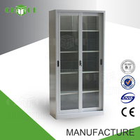 ISO certificate laboratory biology lockable metal storage cabinet