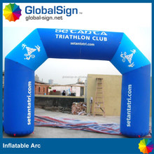 outdoor inflatable arches banner for advertisement