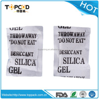 composite paper Silica gel desiccants for handbag