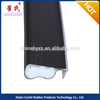 durable pe film coated wooden windows pu weather seal strip