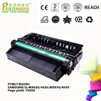 Toner Direct from China Alibaba Toner Cartridge Supplier FOR SAMSUNG SL-M3820/4020 M3870/4070 (PTMLT-D203U)