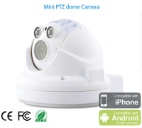 China factory direct sale p2p full hd PZT ip camera 1080P