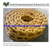 Bulldozer Undercarriage Track Chain Link For D7F