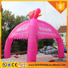 2017 four legs advertising inflatable beach tent, inflatable promotion tent, infaltable dome tent