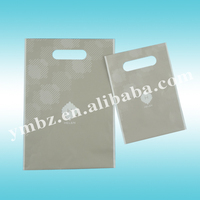 High Quality Clothing Shopping patch handle plastic bags