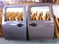 Hot Selling Auto Spare Body Parts For Isuzu D-max 2004-2011 Rear Car Doors