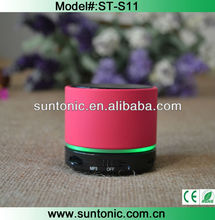 Super Bass Hi-Fi Bluetooth Speaker Portable Mini Wireless Speaker Support Hands-free Function TF Card