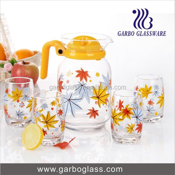 5PCS Drinking lemon set