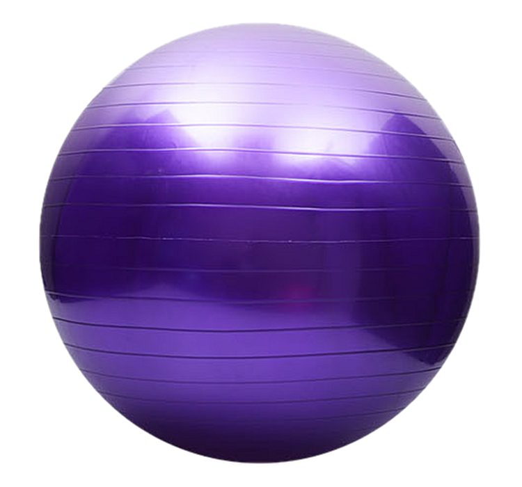 2016 hotsale anti-burst pvc yoga ball with best quality and low price