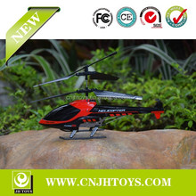 Best Christmas gift Super crash-resistance 3.5CH RC Metal Helicopter with Gyro