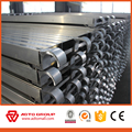 Best quality and cheap price silver anodized extruded aluminum plank profile