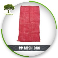 PP leno mesh net bag for fruit and vegetable mesh bag pp tubular mesh bag,mesh soap bag,net shopping bag