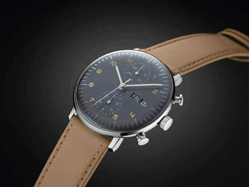 Assisi brand Build your watch brand easily slim line stainless steel ladies wrist watch full steel genuine leather strap