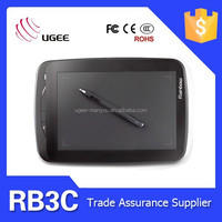 Ugee Rainbow 3C 5080lpi input graphic tablet
