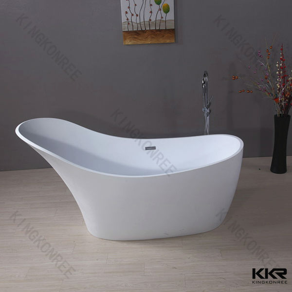 artificial stone bath tub, bathtub with seat