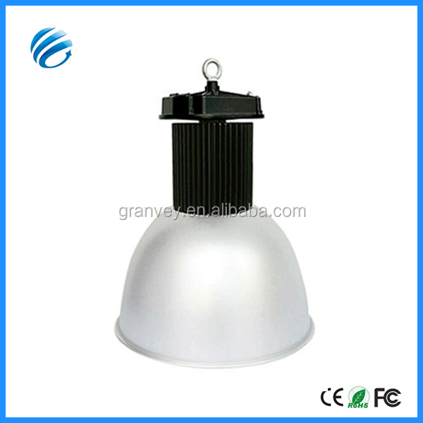 Factory price high lumen dimmable 250w led high bay light fixtures